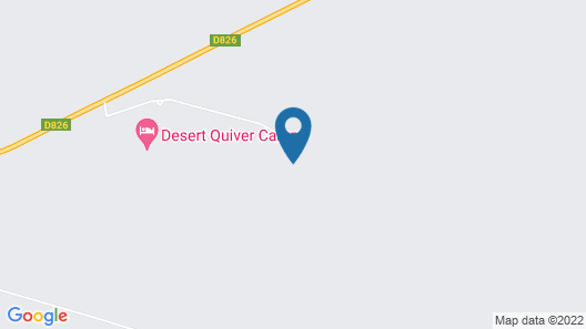 Desert Camp Map