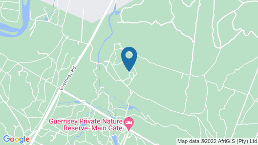 Jackalberry Lodge Map