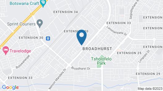 Dihate Guest House Map
