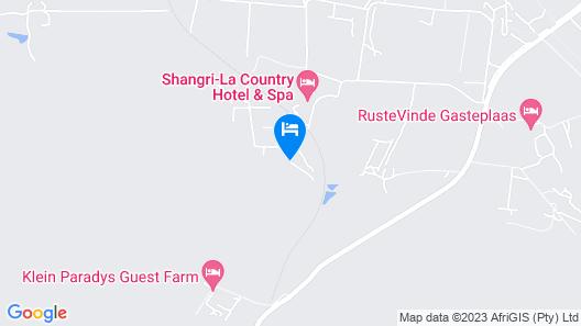 Shangri-La Country Hotel Map