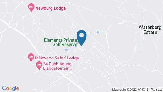 Elements Private Golf Reserve Map