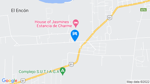 House of Jasmines Map