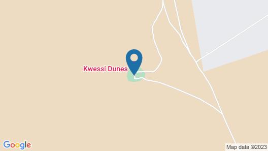 Kwessie Dunes Map