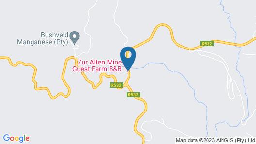 Zur Alten Mine Map