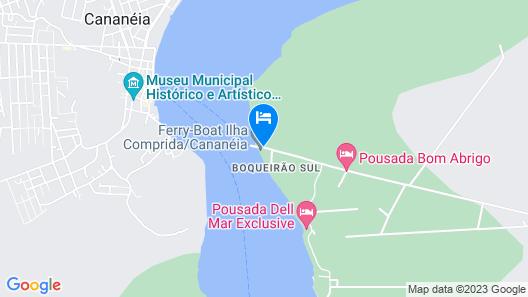 Iate Clube Rio Verde Map