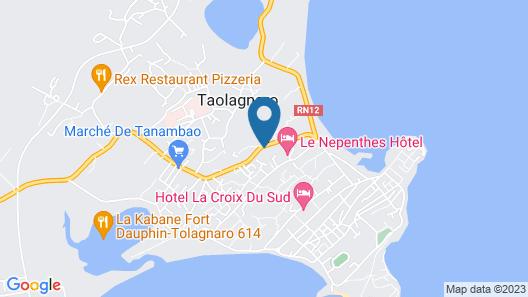 Le Tournesol Map