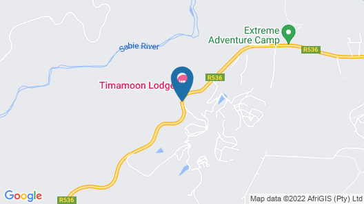 Timamoon Lodge Map