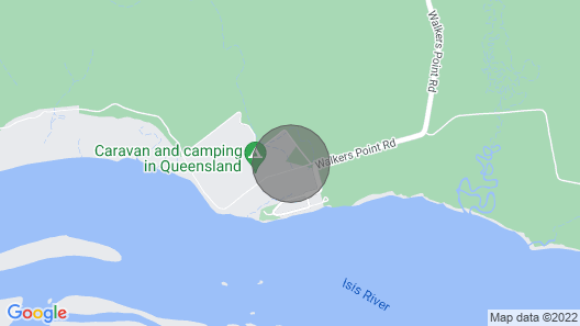 Self-Contained Campsite (BYO) Map