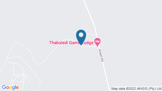 Thabaledi Game Lodge Map