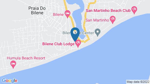 ViaAfricaLodge Map