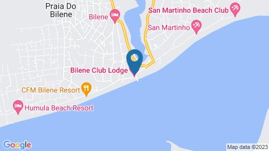 Bilene Map