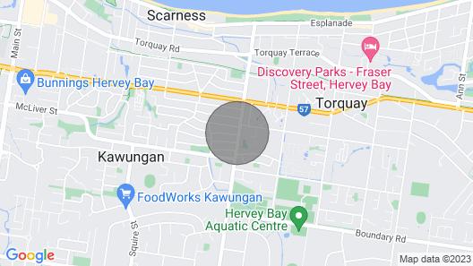 Comfy & Cosy Map
