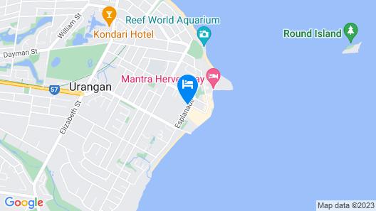 Whalecove Resort Map