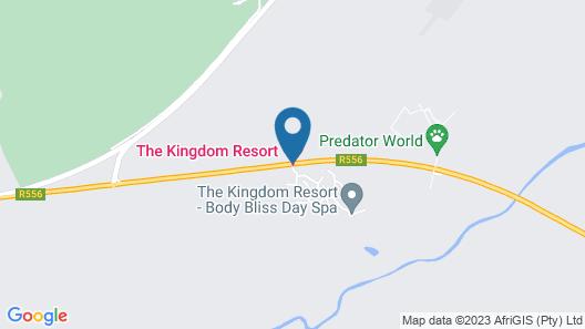 The Kingdom Resort Map