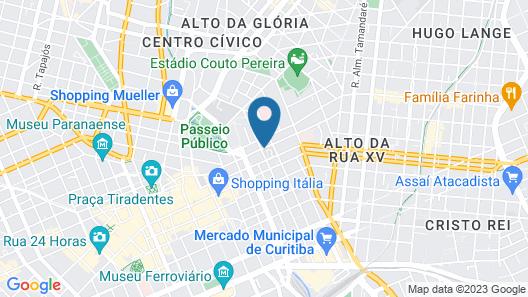 Hotel Elo Map