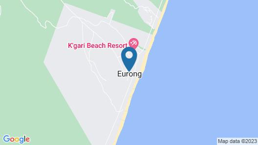 The Eco Beachcamp Retreat Map