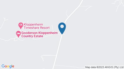 Gooderson Kloppenheim Country Estate Map