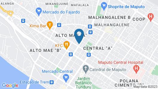 Residencial Horizonte Map