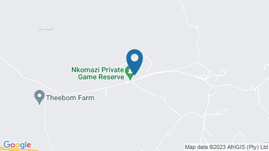 Nkomazi Game Reserve Map