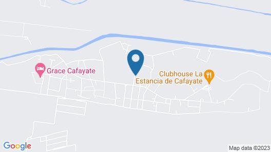 Grace Cafayate Map