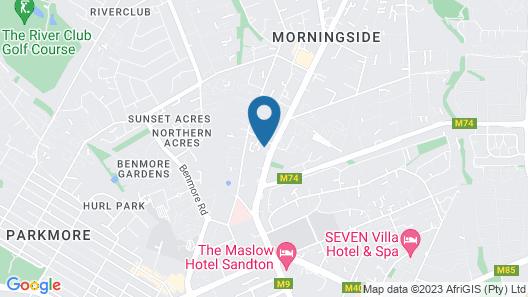 Mount Royal Morningside Map