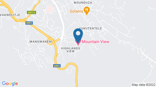 Mountain Inn Map