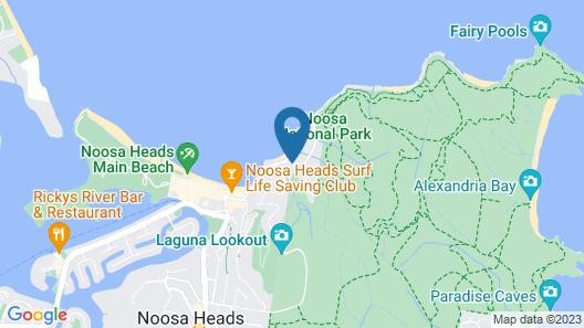 Little Cove Court Map
