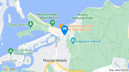 Noosa Residences Map