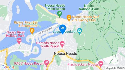 Noosa Crest Map