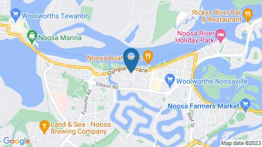 Sonoma 8 Map