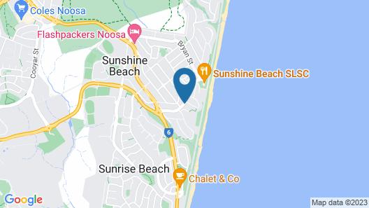 Parkshores Sunshine Map