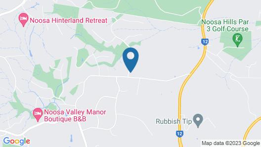 Noosa Edge Nudist Retreat - Noosa Edge Paradise Map