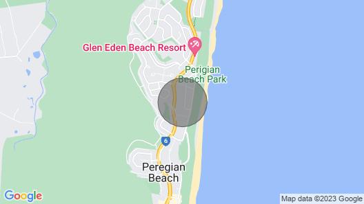 Peregian Beach House - 2/22 Avocet Parade Map