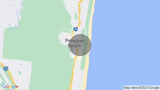 Sun Ray - 9 Pelican Street, Peregian Beach, Noosa Shire Map