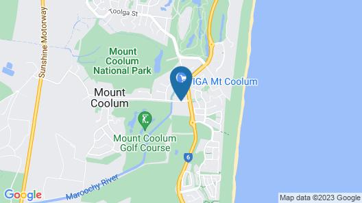 Coolum Villas Map