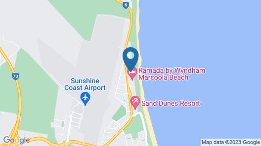Salerno on the Beach Map