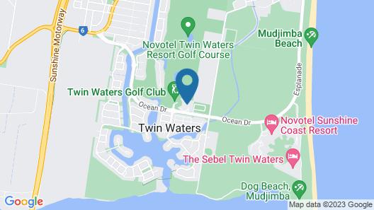 Magnolia Lane Apartments Map