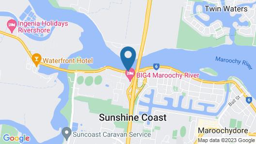 River Sands Apartments Map