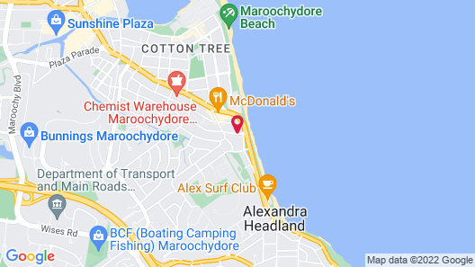 Mylos Holiday Apartments Map