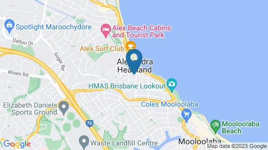 Warroo 3 Map