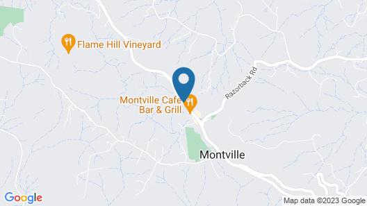 Treetops Seaview Montville Map