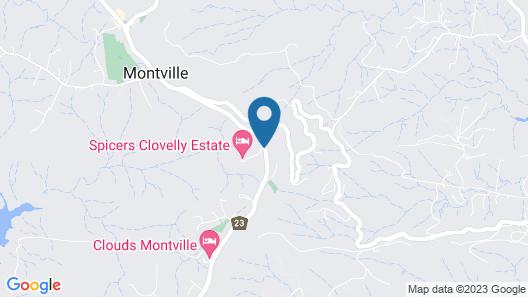 Spicers Clovelly Estate Map