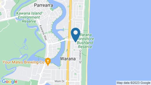 Bandaroo 4 Map