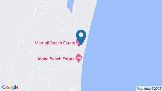 Baleia Azul 16 A & C Map