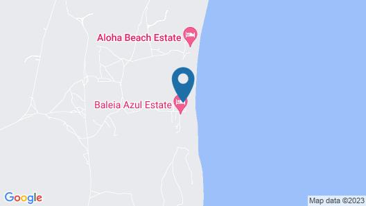Baleia Azul 26 Map