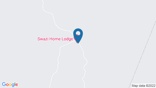Swazi Village Home Stay Map