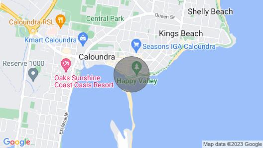 Wollombi - Unit 4-20 Bulcock Bch Espl Map