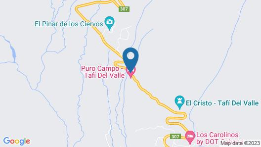 Puro Campo Map