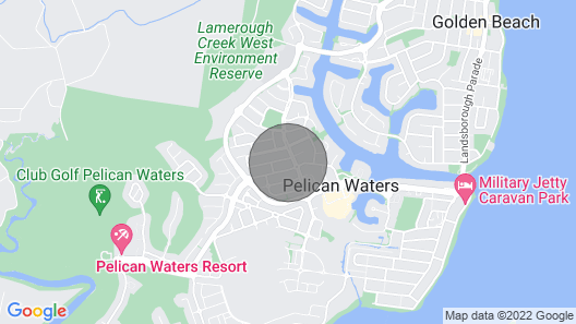 Super large family home from home near the beach Map