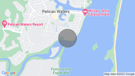 Booker Parade, 22, Golden Beach Map